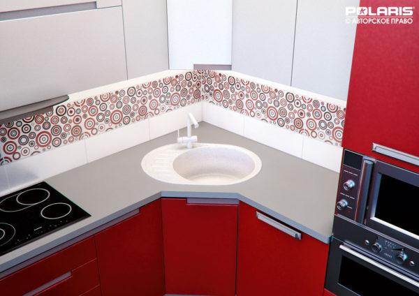 Кухонная Гранитная Мойка