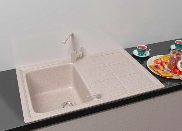 Кухонная Мойка Гранитная Polaris Bavaria авена